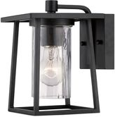 Quoizel Lodge Outdoor Wall Lantern in Mystic Black