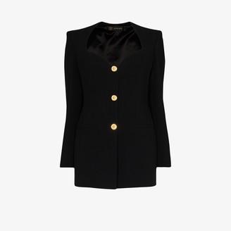 Versace Mini Blazer Dress