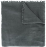 Rick Owens woven scarf