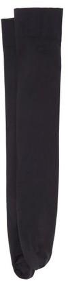 Wolford Aurora 70-denier Knee-high Socks - Black