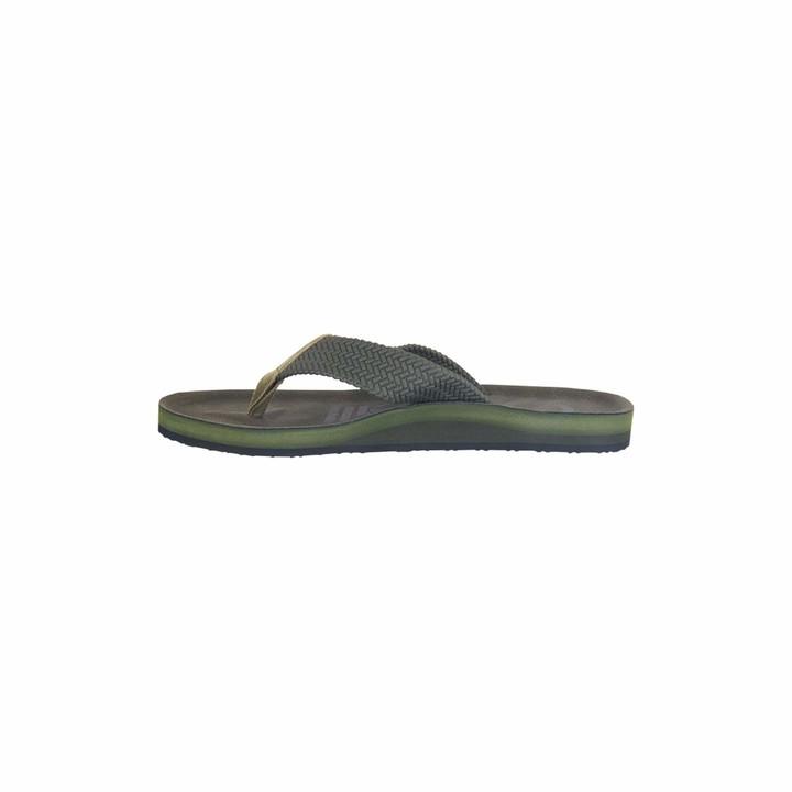 Winter Moss 6077 ONeill Mens Fm Profile Gradient Sandalen Flip Flops 8 UK Green