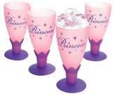 BuySeasons Princess Goblet Party Kit (Set of 4)