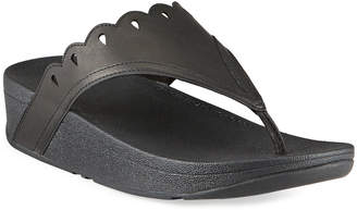 FitFlop Esther Floret Thong Sandals