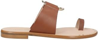 Sarah Summer Toe strap sandals