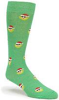 Daniel Cremieux Sunny Christmas Crew Socks
