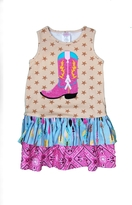 Molly & Millie Cowgirl Boot Dress