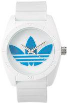 adidas ADH2921 White & Blue Watch