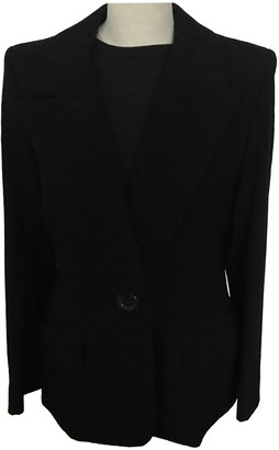 Marc Jacobs Black Wool Jacket for Women