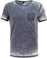 Replay Print Tshirt Dark Grey