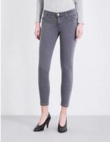 Current/Elliott The Stiletto skinny high-rise jeans