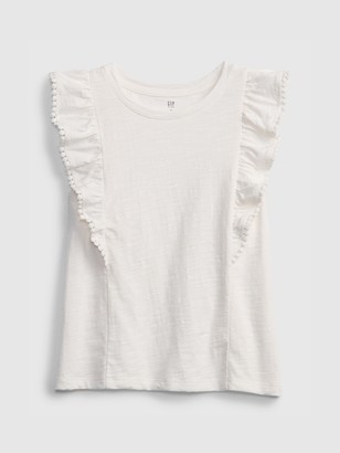 Gap Kids Ruffle Tank Top
