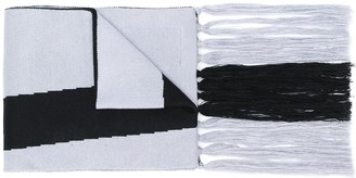 A-Cold-Wall* Logo Scarf