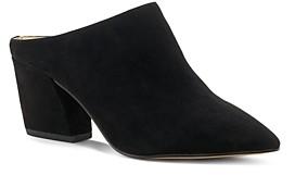 Botkier Women's Shanna Block Heel Mules