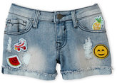 Vigoss Girls 7-16) My '70s Shorts