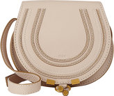 Chloé Women's Marcie Small Crossbody-WHITE