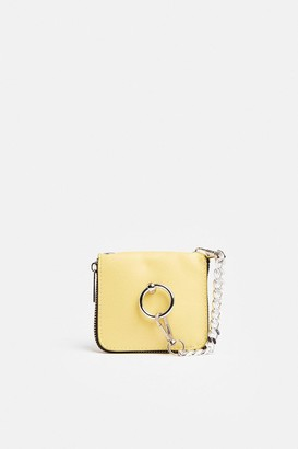 Coast Ring Detail Mini Cross Body Bag
