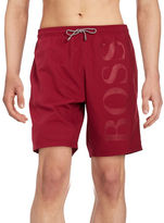 HUGO BOSS Orca Logo Swim Shorts