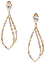 Nadri Cordelia Cubic Zirconia Pave Drop Earrings