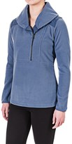 Columbia Lake Mary Fleece Jacket - Zip Neck (For Women)