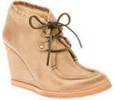 N.D.C. Made By Hand 'Adele' wedge ankle boot