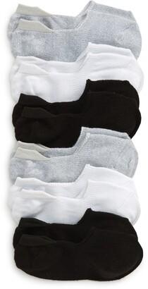 Tucker + Tate Assorted 6-Pack Liner Socks