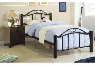 Luna Slat Bed A&J Homes Studio Size: Full