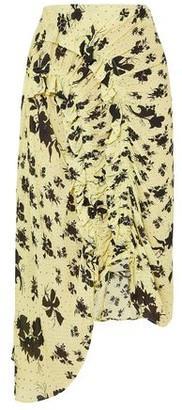Preen Line 3/4 length skirt
