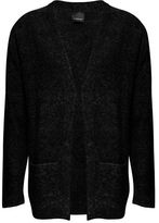 B. Young Oyster Wool-Blend Pocket Cardigan