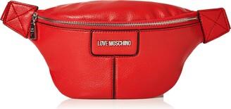 Love Moschino Women's Borsa Pebble Grain Pu Shoulder Bag