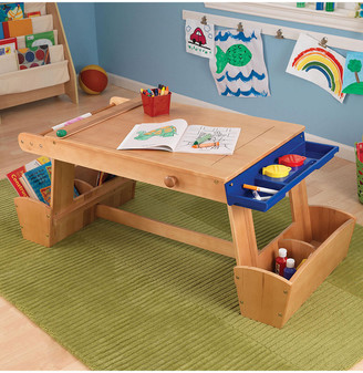Kid Kraft Art Table With Drying Rack
