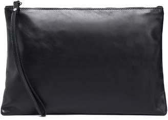 Ann Demeulemeester Leather Pouch