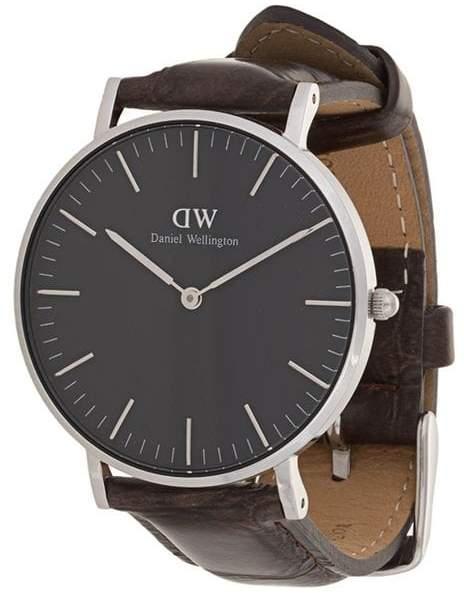 Daniel Wellington Classic Black York watch