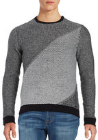 Calvin Klein Textured Wool-Blend Sweater