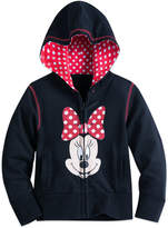 Disney Minnie Mouse Zip Hoodie for Girls
