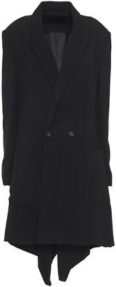 Roland Mouret Rivington Convertible Pique Coat