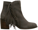 Kenneth Cole Reaction Women's Rotini Fringe Bootie
