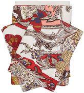 Zucchi Collection Papillions Cotton Sateen Duvet Cover Set