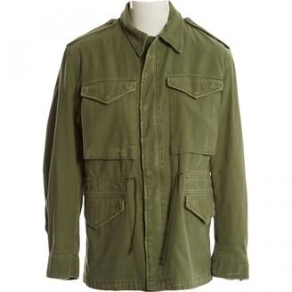 N. Non Signé / Unsigned Non Signe / Unsigned \N Khaki Cotton Jackets