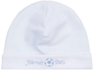Harrods Pima Cotton Football Hat