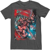 Wolverine Licensed Character Men's Marvel Crazy Science Experiment Tee