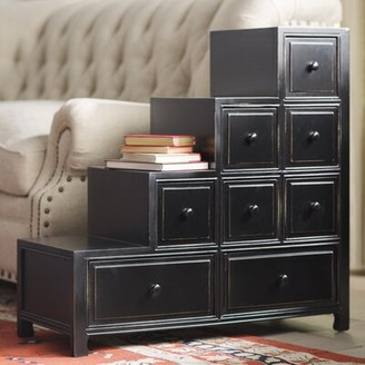 World Menagerie Rushmore 8 Drawer Accent Chest World Menagerie
