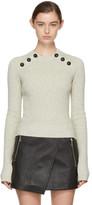 Etoile Isabel Marant Grey Koyle Sweater