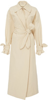 Edun Organic Canvas Trench Coat