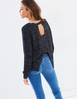 Sass Emory Lux Knit Jumper