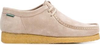 Sebago suede laced loafers