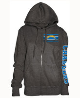 5th & Ocean Women's San Diego Chargers Backfield LE Hoodie