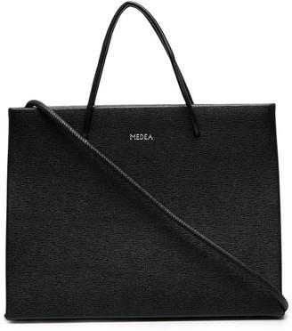 Medea Mini Leather Tote Bag