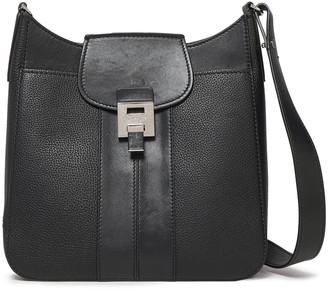 Michael Kors Pebbled-leather Shoulder Bag