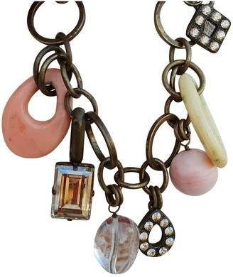 Philippe Ferrandis Multicolour Metal Necklaces