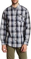 Burnside Robert Long Sleeve Regular Fit Shirt